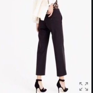 J.crew Patio pant in Super 120s wool